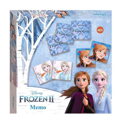 Wholesaler of Juego Memo Game Frozen 2