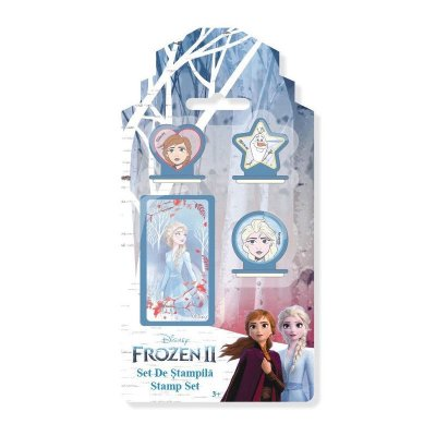 Wholesaler of Set 3 estampas Frozen 2 Disney