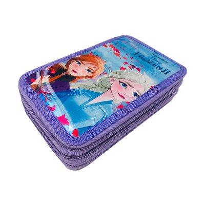 Wholesaler of Plumier triple Frozen 2 Disney 20cm