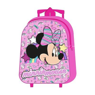 Wholesaler of Mochila Trolley infantil Minnie Mouse Unicornio