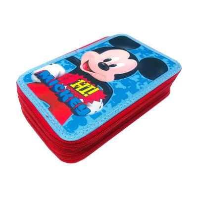 Wholesaler of Plumier triple Hi Mickey 20cm
