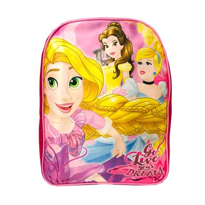 Mochila Princesas Disney 30cm