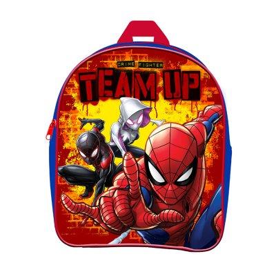 Mochila pequeña Spiderman Team Up 24cm