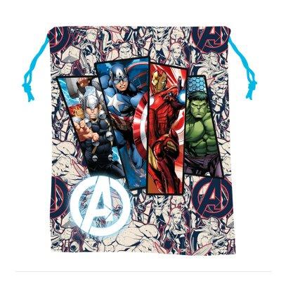 Saco pequeño Los Vengadores Marvel 26cm