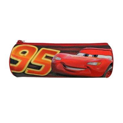 Estuche cilíndrico Cars Disney 22cm