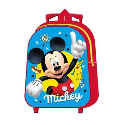 Wholesaler of Mochila Trolley infantil Mickey Disney