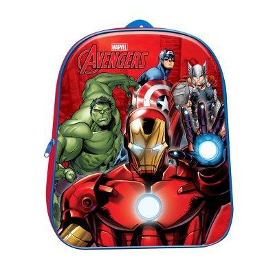 Mochila 3D Los Vengadores Marvel 30cm