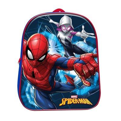 Mochila 3D Spiderman 30cm