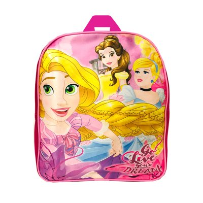 Mochila pequeña Princesas Disney 24cm