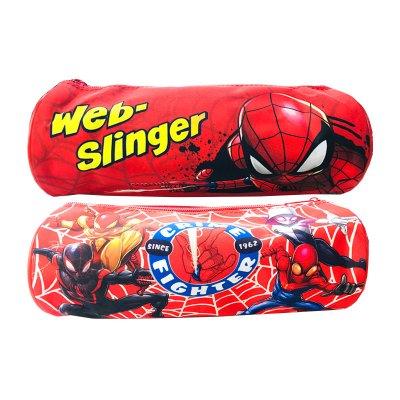 Estuche cilíndrico Spiderman Marvel 23cm