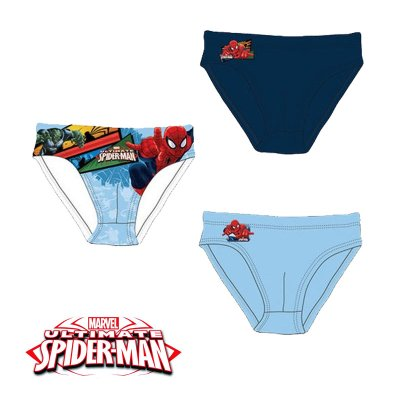 Distribuidor mayorista de Pack 3 slips Ultimate Spiderman - modelo 2