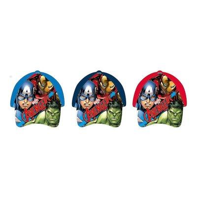 Gorra Los Vengadores Marvel surtidas de 3 colores - Kilumio 0deba862e18