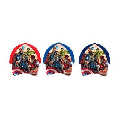 Gorra Los Vengadores 3 modelos