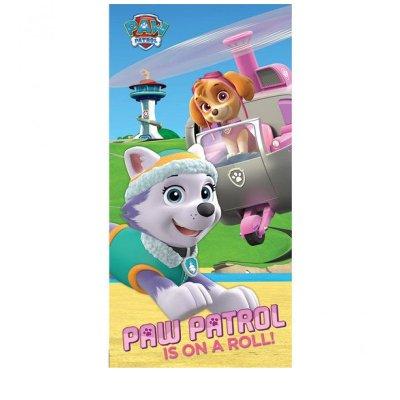 Toalla microfibra Paw Patrol is on a Roll