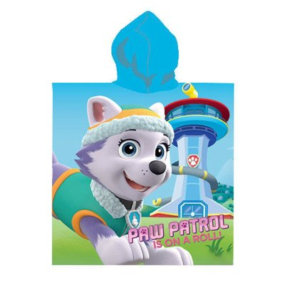 Wholesaler of Poncho con capucha Paw Patrol Skye Everest