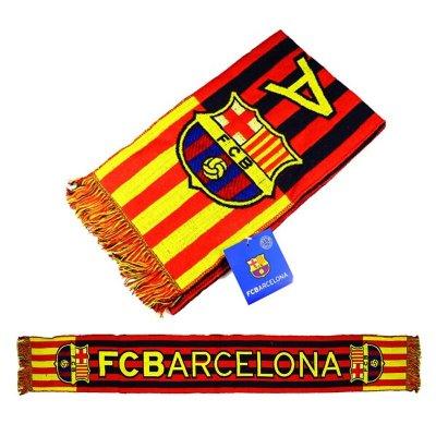 Bufanda F.C. Barcelona 140x20cm - modelo 1