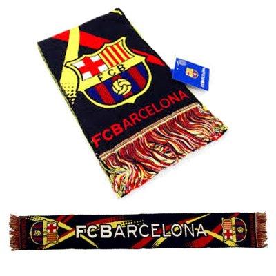 Bufanda F.C. Barcelona 140x20cm - modelo 2