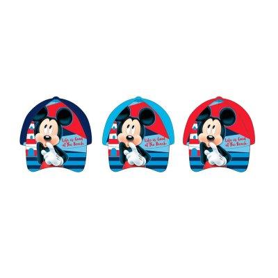 Gorra Mickey Life is good 3 modelos
