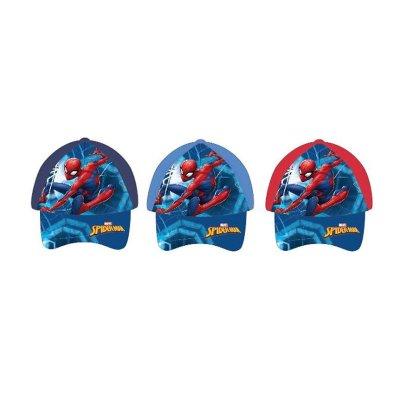 Gorras Spiderman Marvel 52-54cm