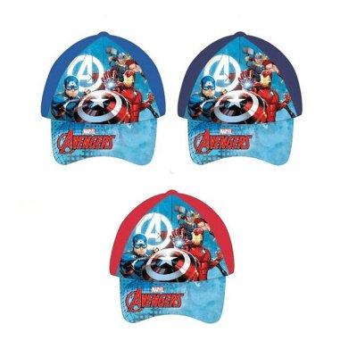 Gorras Marvel Vengadores 52-54cm