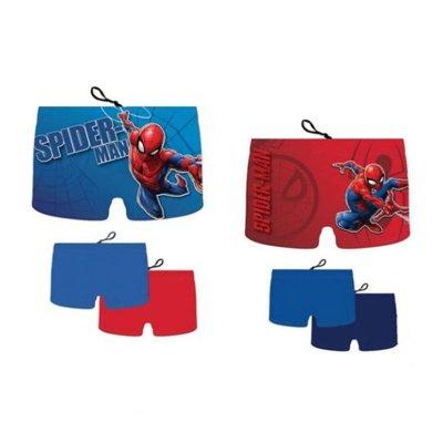 Boxer bañador niño Spiderman 3 tallas
