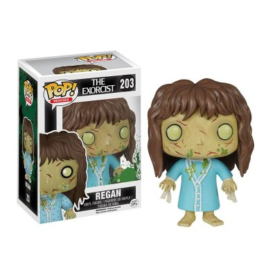 Figura Funko POP! Vynil 203 Regan El Exorcista