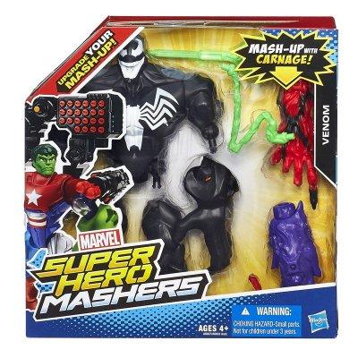 Figura Venom Marvel Super Hero Mashers
