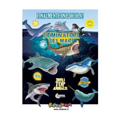 Wholesaler of Expositor Los dominadores de los mares (versión italiana)