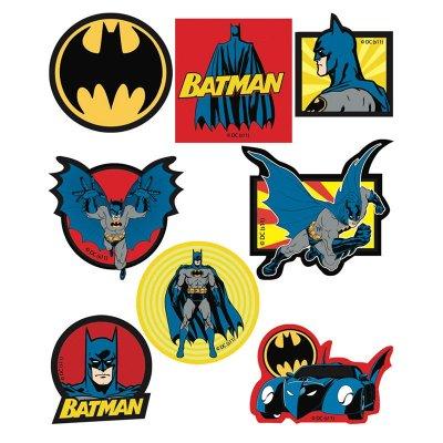Parches impresos Batman DC Comics formas - Ref. 6668C
