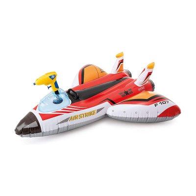 Wholesaler of Hinchable Avión Ride-on acuático - rojo