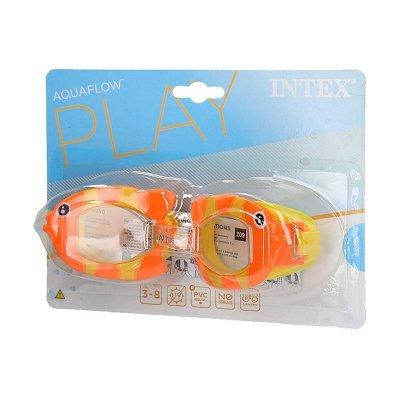 Gafas de natación peces