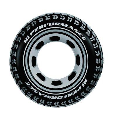Flotador rueda hinchable neumático