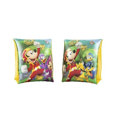 Wholesaler of Manguitos hinchables Mickey and The Roadster Racers