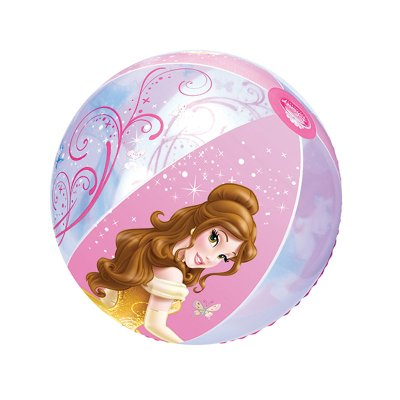 Pelota hinchable playa Princesas Disney
