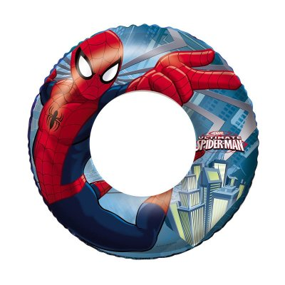 Wholesaler of Flotador rueda hinchable piscina Ultimate Spiderman
