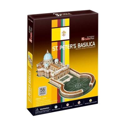 Wholesaler of Puzzle 3D Basilica de San Pedro