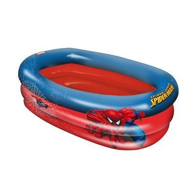 Piscina hinchable bebé Spiderman 75x45 cm