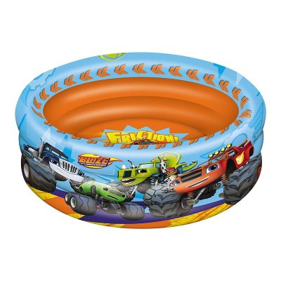 Piscina hinchable de 3 aros 100cm Blaze and the Monster Machines