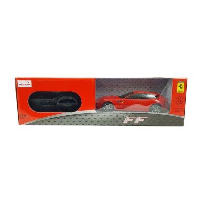 Coche Radio Control Ferrari FF 1:32 Rastar