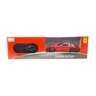 Coche Radio Control Ferrari 599 GTO 1:32 Rastar