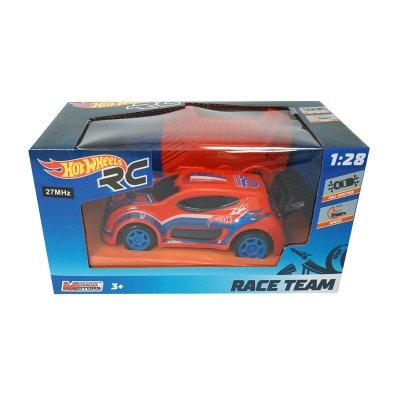 Coche Radio Control 1:28 Hot Wheels RC Fast4WD