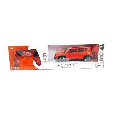Coche Radio Control Jeep 1:24 Mondo Motors