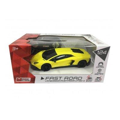 Coche Radio Control Lamborghini Aventador LP720-4 1:24