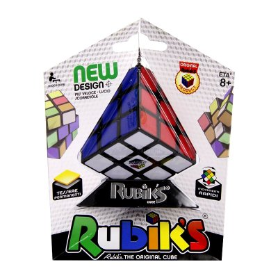 Cubo Rubiks 3x3 original new design