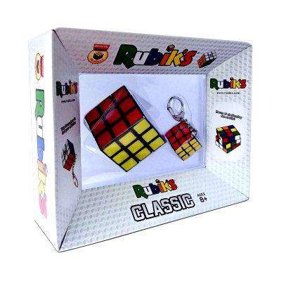 Wholesaler of Set Cubos Rubiks 3x3original +3x3 miniclassic