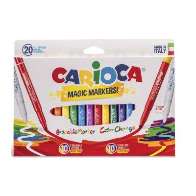 Wholesaler of Set de 20 Rotuladores Carioca Erasable Marker Magic