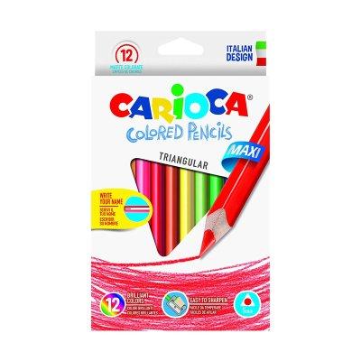 Wholesaler of Set de 12 lapices de colores Carioca