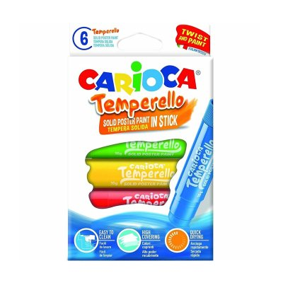 Wholesaler of Tempera sólida Carioca Temperello