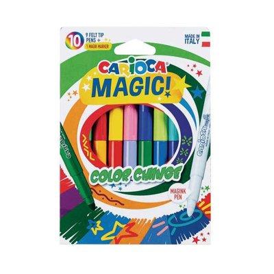 Pack 10 rotuladores Carioca Magic