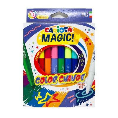 Wholesaler of Set de 10 rotuladores Carioca Magic